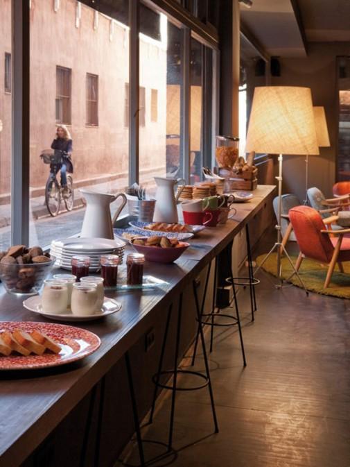Hotel na Rambla ulici u Barseloni slika6