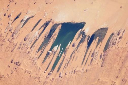 Jezera  Ounianga u Sahari slika3