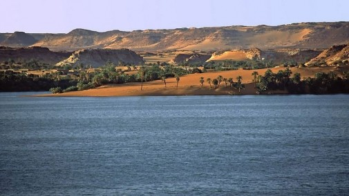 Jezera  Ounianga u Sahari slika6