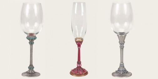 Kolekcija skupocenih čaša