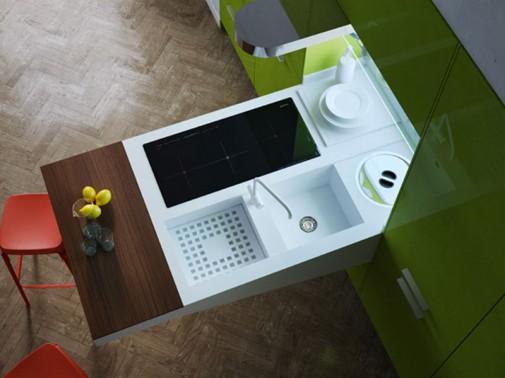 Kompaktna kuhinja slika4