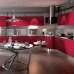 Kuhinje u boji matiranog aluminijuma
