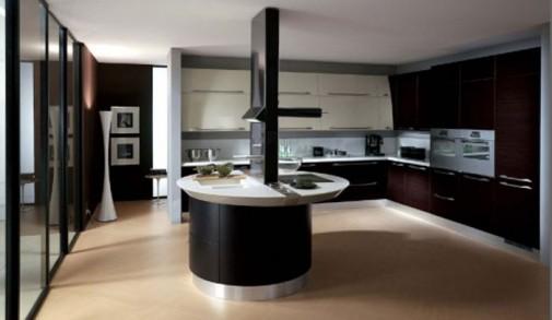 Kuhinje u boji matiranog aluminijuma slika4