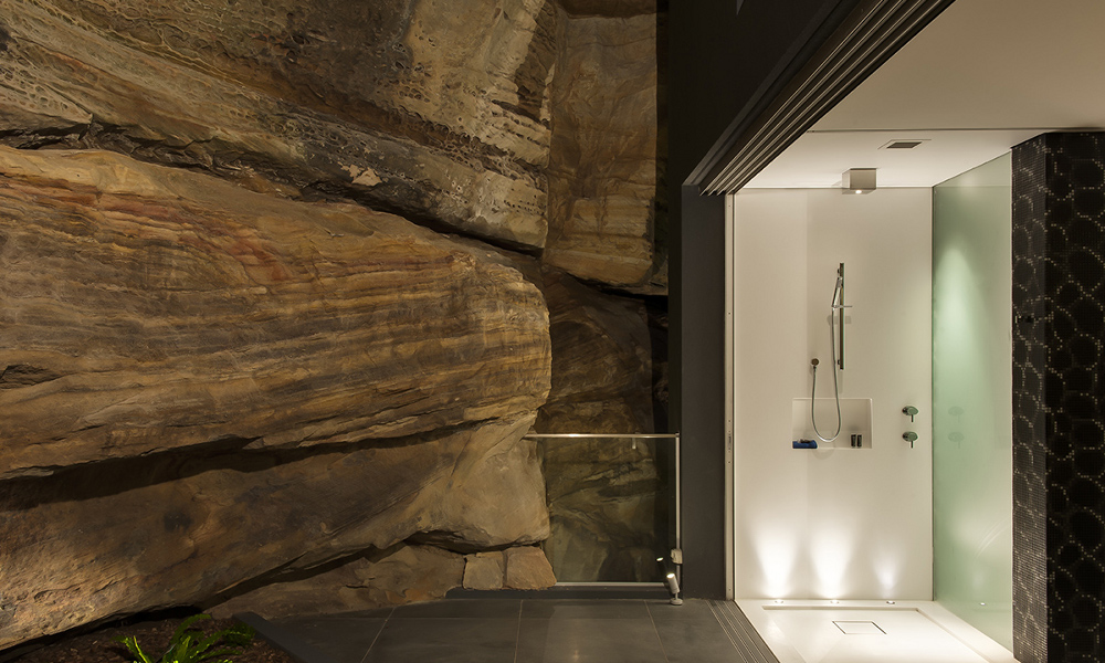 Kupatilo u steni