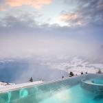 Lluksuzni hotel u švajcarskim Alpima