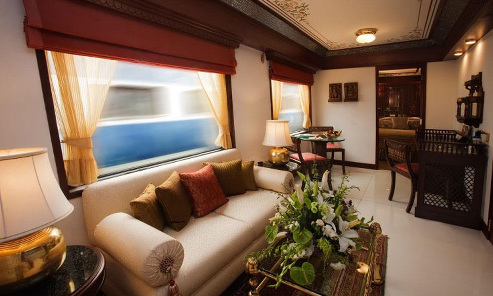 Luksuzni voz kroz Indiju