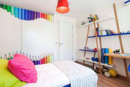 Moderna dečija soba slika8