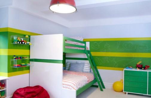 Moderna dečija soba slika2