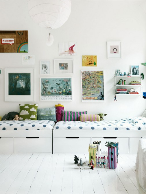 Moderna dečija soba slika5