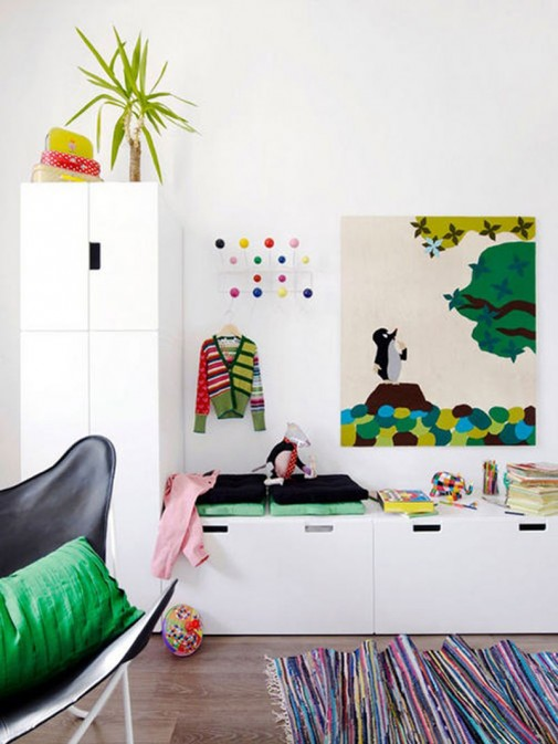 Moderna dečija soba slika7