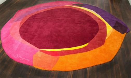 Moderni šareni tepisi slika 4