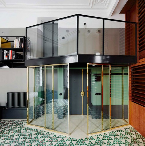 Moderno uređen apartman slika6