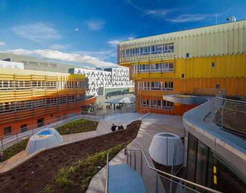Nove zvezde kampusa Bečkog univerziteta slika2