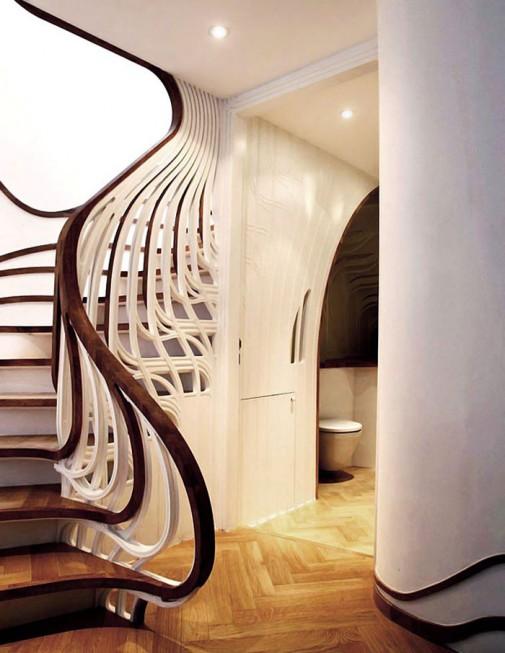 Organske stepenice