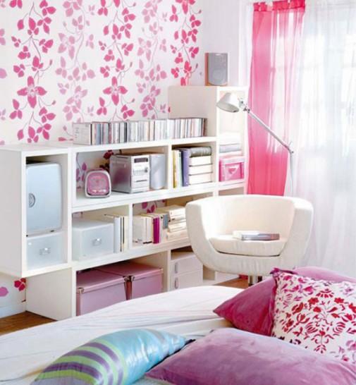 Pametne ideje za odlaganje stvari u spavaćoj sobi slika5