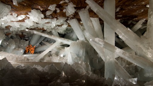 Pećina džinovskih kristala slika 2