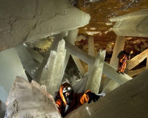Pećina džinovskih kristala slika 5