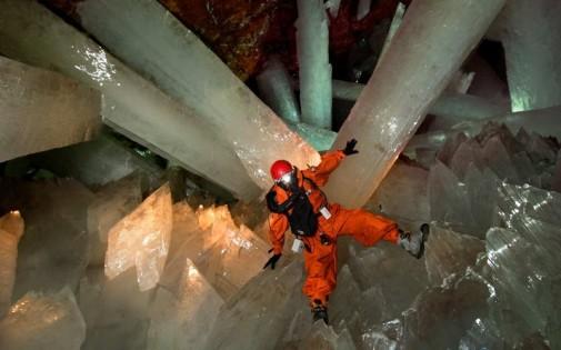 Pećina džinovskih kristala slika 6
