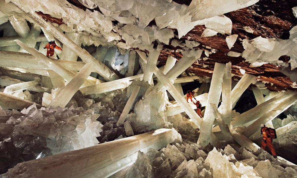 Pećina džinovskih kristala