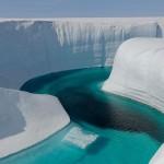 Plava reka na Grenlandu