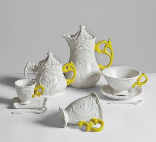 Porcelanski set za čaj slika2