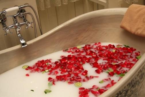Romantika u kupatilu slika 3