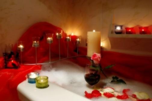 Romantika u kupatilu slika 5