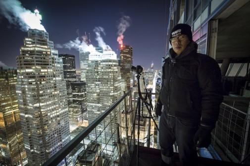 Sa vrha nebodera smrznutog Toronta slika 4