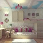 Slatke sobe za devojčice