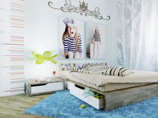Slatke sobe za devojčice slika2
