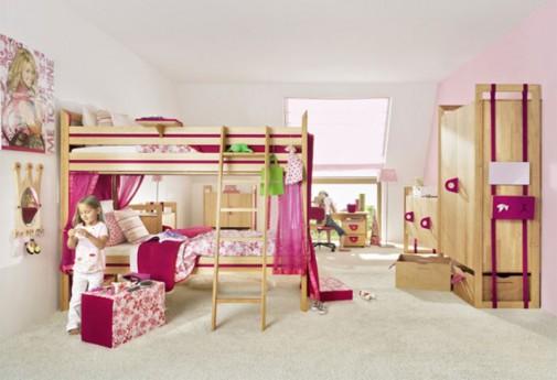 Slatke sobe za devojčice slika4