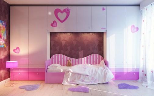 Slatke sobe za devojčice slika5