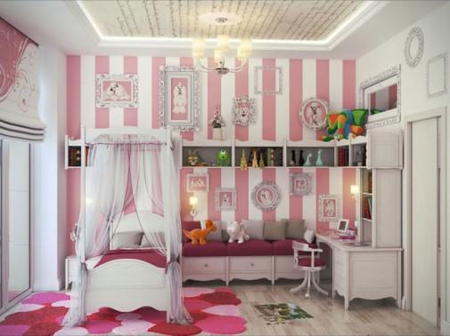 Slatke sobe za devojčice slika6