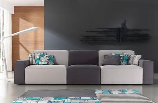 Sofa različitih dezena