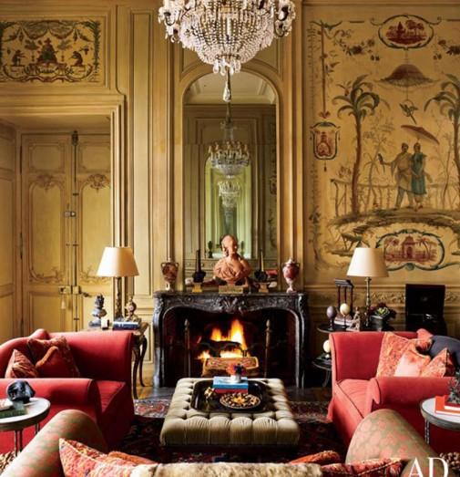 Spektakularni francuski dvorac slika4