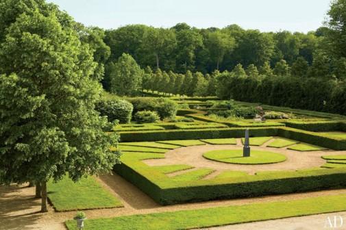 Spektakularni francuski dvorac slika8