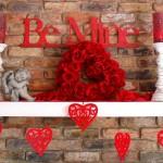 Srca kao dekoracija