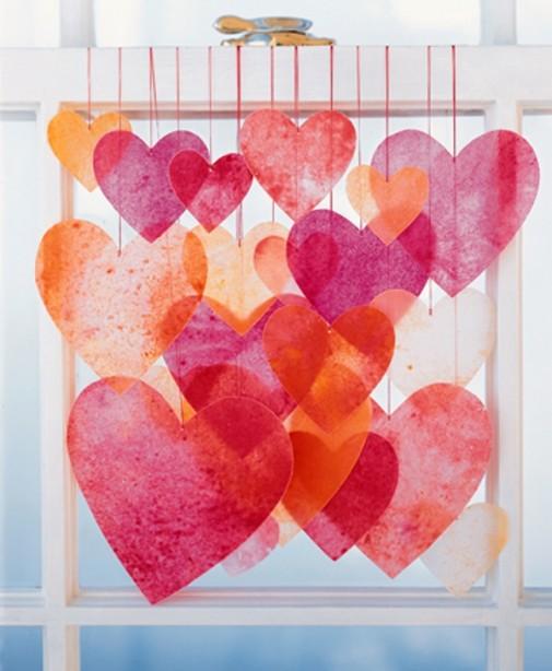 Srca kao dekoracija slika 2