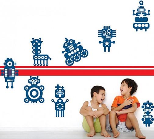 Kreativni stikeri za zid koji će oduševiti svako dete   BravaCasa Magazin