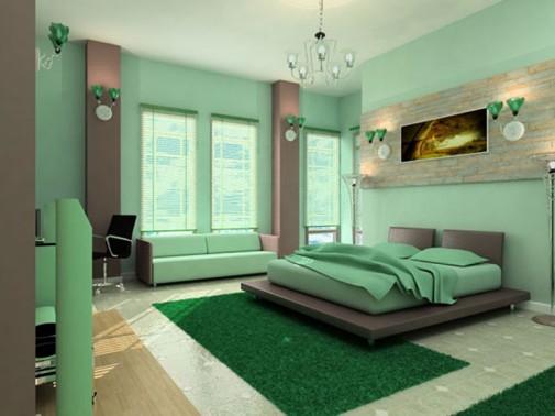 Tepisi za spavaću sobu slika5