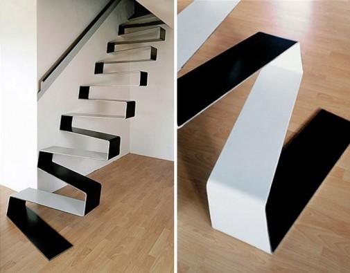Trakaste stepenice