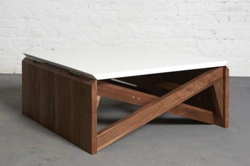 Transformišući stolić za kafu slika4
