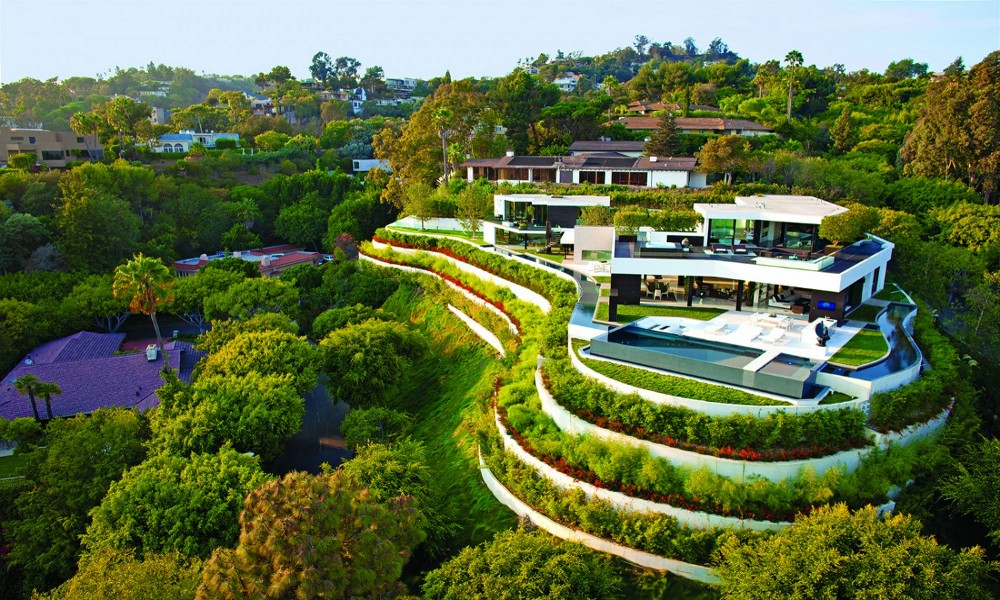Vila u LA
