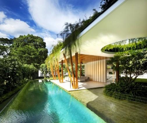 Vila u Singapuru slika 4