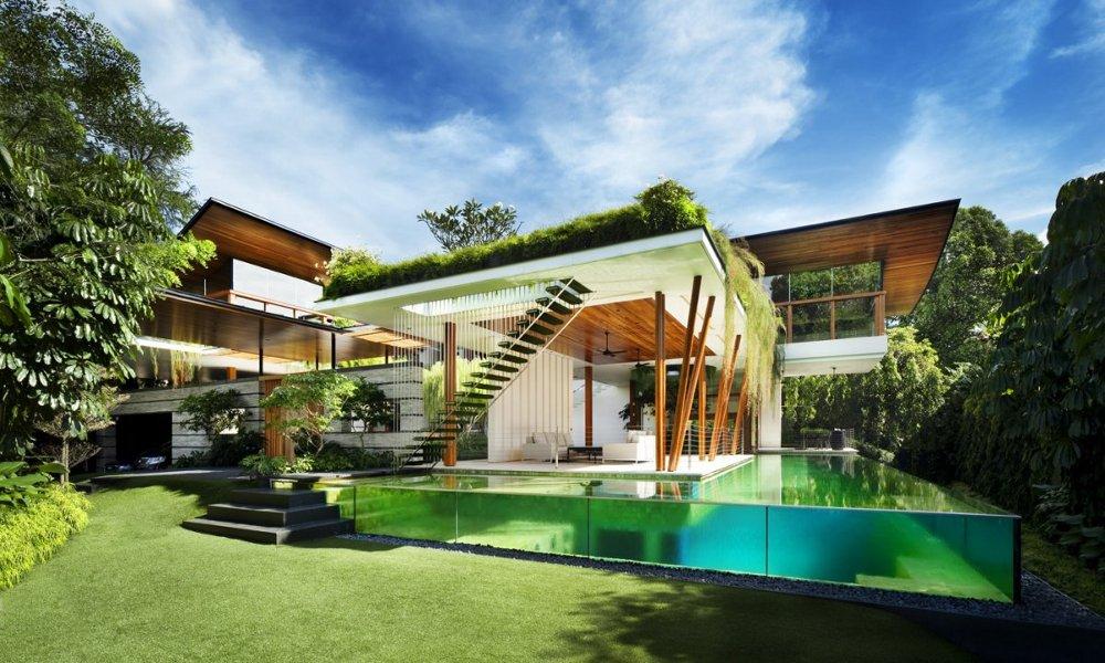 Vila u Singapuru