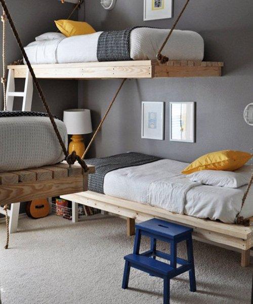 Viseći krevet slika 8
