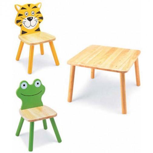 Životinje na stolicama za decu slika5