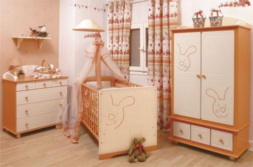Bebeća soba slika 1