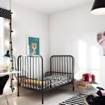 Bela boja u dečijim sobama