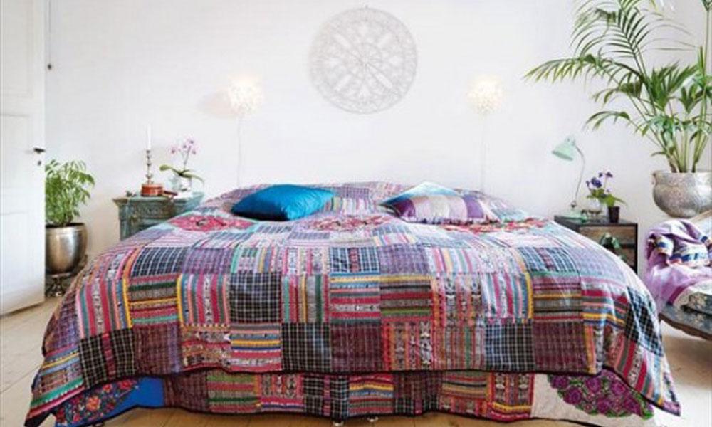 Boemske spavaće sobe